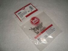 LGB 63210 STANDARD PICK-UP SHOE SET OF 2 PIECES BRAND NEW IN SEALED BAG!