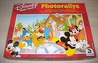 Disney Mickey Mouse Photorallye Schmidt Spiele Brett Würfel Spiel