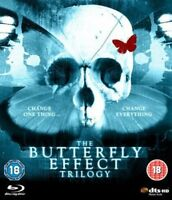 The Papillons Effet Trilogie Blu-Ray (ICON70180)