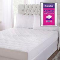 2'6 x 6'3 SMALL SINGLE BED Slumberdown Big Hugs MATTRESS PROTECTOR (BOXED SKIRT)
