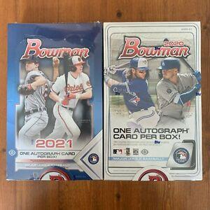 2020 + 2021 Bowman Baseball Group Break - Detroit Tigers