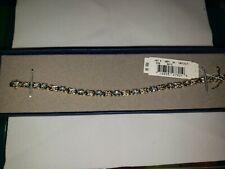 18k X's And O's Tennis Bracelet
