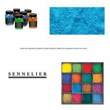 Sennelier Artist Dry Pigment 100 gram Jar - 385 Primary Blue