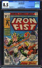 Iron Fist 14 CGC 8.5