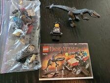 Street Sprinter vs. Mutant Lizard – Lego Dino Attack - 2005