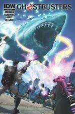 GHOSTBUSTERS ONGOING #13 IDW  (2011) COVER A 1ST PRINT