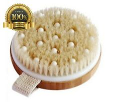 CSM Dry Wet Body Brush Bath Clear Dead Skin Cell While Reduce Cellulite Massage