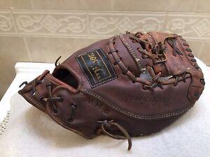 """Wilson USA A2801 Big Scoop 12.5"""" Baseball Softball First Base Mitt Right Throw"""