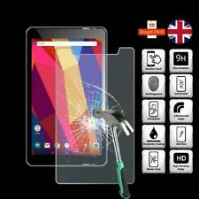 For Argos Alba 8 Inch - Tablet Tempered Glass Screen Protector Cover