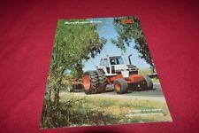 Case Tractor Buyers Guide For 1980 Dealer/'s Brochure GDSD7
