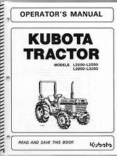 manual kubota b 1400 tractor