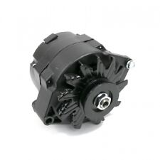 GM 10SI Style 110 Amp All Black Alternator