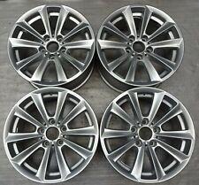4 Orig BMW Alufelgen Styling 236 8Jx17 ET30 6780720 5er F10 F11 6er F06 F12 FB25