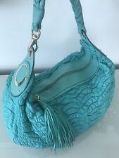 Versace Large Shoulder Bag In Green $4000