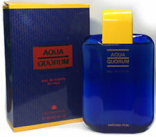 "Aqua Quorum By Puig Eau De Toilette ""SPLASH"" 100ml / 3.4 Fl.oz. New"