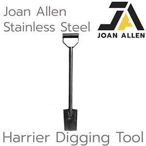 Joan Allen Stainless Steel Harrier Digging Tool