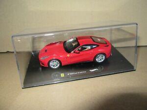 598P Hotwheels X5499 Chine Ferrari F12 Berlinetta 2012 Rouge 1:43 Neuf + Boite
