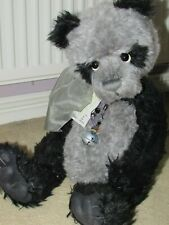 """Charlie Bears, Isabelle Lee Limited Edition 18"""" Endeavour Mohair Bear"""