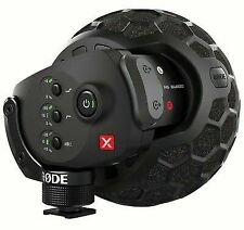 Rode Stereo VideoMic X Condenser On-Camera Microphone