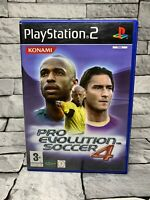 Pro Evolution Soccer 4 (PS2) PEGI 3+ Sport: Football   Soccer Quality guaranteed