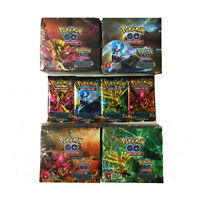 324pcs English Pokemon TCG Cards Trading English 36 Packs Cards Kids Toys Gift 1