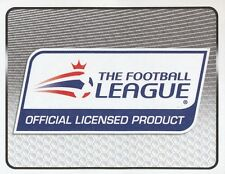 002 FOOTBALL LEAGUE LOGO ENGLAND SPECIAL STICKER FL CHAMPIONSHIP 2010 PANINI