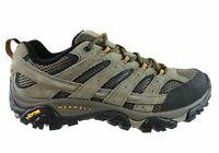 Mens Merrell Moab 2 Vent Comfortable Hiking Shoes - ModeShoesAU