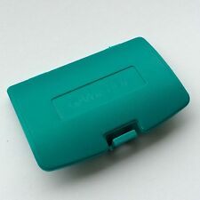 ✨New Game Boy Color Teal /Turquoise Replacement Battery Cover With Logo! GBC UK✨