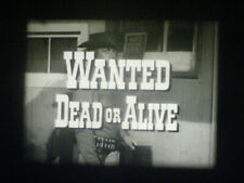 "16MM SOUND-WANTED:  DEAD OR ALIVE-""THE HOSTAGE""-1959-STEVE MCQUEEN-LEE VAN CLEEF"