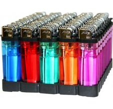 ACE CLEAR LIGHTER 2 Pack X 50 = 100 Pcs Disposable As.Color Counter Display