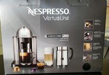 Nespresso VertuoLine Coffee/Espresso Machine w/Aeroccino Milk Frother NEW!