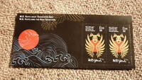 2017 IRELAND POST MINT STAMPS, WILLIAM YEATS NOH TRADITION SHEETLET MNH