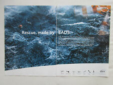 10/2008 PUB EADS RESCUE SAR HELICOPTER EUROCOPTER SATELLITE NAVIGATION SYSTEM AD
