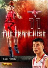 Panini Yao Ming Basketball Trading Cards