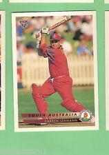 1994-95 FUTERA  CRICKET CARD - #71 DARREN LEHMANN, SOUTH AUSTRALIA