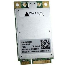 Dell DW5520 EU870 EU870D WW761 3G Mini PCI-E GSM WWAN WIFI HSDPA Card
