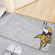 Minnesota Vikings Door Mat Non-slip Rectangle Floor Mat Entrance Room Carpet