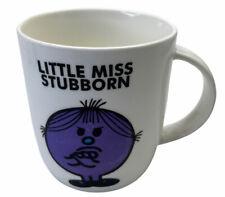 Little Miss Stubborn 2014 Ceramic Coffee / Tea Mug 370ml