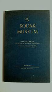 The Kodak Museum Catalogue, 1947. Daguerreotypes, Ticka, Kodak Cine Special