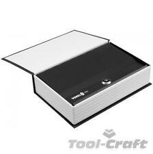 """Vorel Acero """"Libro"""" bloqueable Cash Box Con Cubierta Suave Diccionario De Inglés (78633)"""