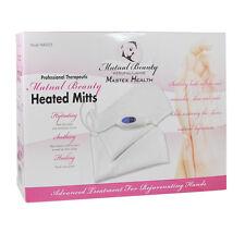 Mutual Beauty #MAS035 Bilt-Rite Mastex Health Heated Mitts - White