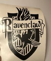 harry potter ravenclaw badge vinyl decal sticker glass cup laptop car phone etc