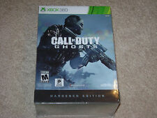 CALL OF DUTY GHOSTS HARDENED EDITION...XBOX 360...***SEALED***BRAND NEW***!!!!!
