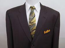 Ralph Lauren Wool Brown Blazer Jacket Sport Coat 50 XL Tall Big Man EUC Canada