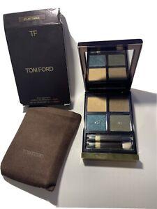 NIB! Tom Ford 21 Last Dance Eye Color Quad Gorgeous Colors!!