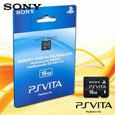 Sony PSV Playstation Sony PS Vita 16GB Memory Card
