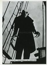 MAX SCHRECK NOSFERATU F.W. MURNAU 1922 VINTAGE PHOTO #1   R70 TV