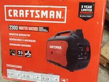 Craftsman 2300 Watt Generator Inverter CMXGIAC3000 NEW
