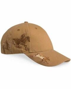 DRI DUCK Team Roping Baseball Cap Hat 3263