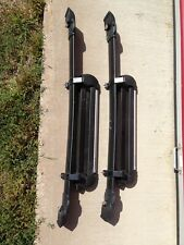 Roof Rack Cross Bar kit for Toyota Matrix WITH attached Ski/Snowboard Carrier